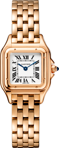 Cartier,Cartier - Panthère de Cartier - Pink Gold - Watch Brands Direct