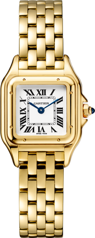 Cartier,Cartier - Panthère de Cartier - Yellow Gold - Watch Brands Direct