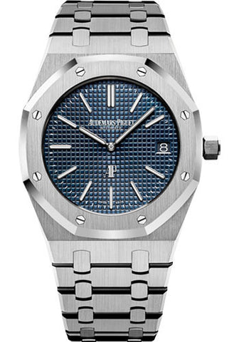 Audemars Piguet,Audemars Piguet - Royal Oak Self Winding 39mm - Stainless Steel - Watch Brands Direct