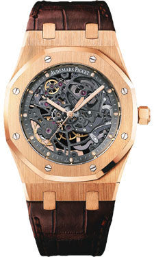 Audemars Piguet,Audemars Piguet - Royal Oak Openworked - Watch Brands Direct
