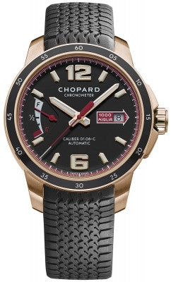 Chopard - Mille Miglia - GTS Power Control - Rose Gold - Watch Brands Direct