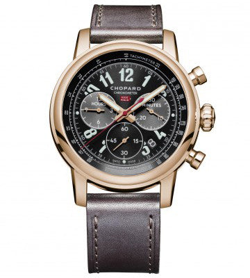 Chopard - Mille Miglia 46mm - Limited Edition Rose Gold - Watch Brands Direct