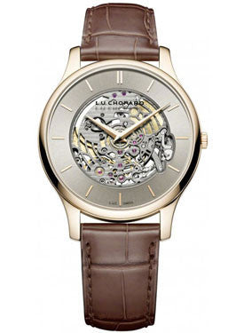 Chopard,Chopard - L.U.C - XP Skeletec - Limited Edition - Watch Brands Direct