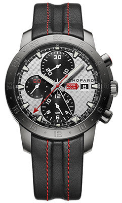 Chopard - Mille Miglia Zagato - Automatic Limited Edition - DLC Stainless Steel - Watch Brands Direct