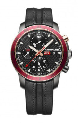 Chopard - Mille Miglia Zagato - Automatic Chronograph - Limited Edition - Watch Brands Direct