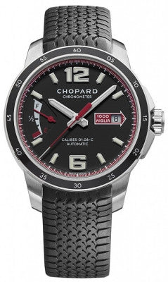 Chopard - Mille Miglia - GTS Power Control - Stainless Steel - Watch Brands Direct  - 1