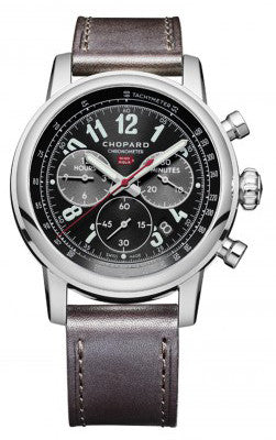 Chopard - Mille Miglia 46mm - Chronograph Limited Edition - Stainless Steel - Watch Brands Direct