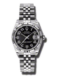 Rolex,Rolex - Datejust 31mm - Steel Fluted Bezel - Watch Brands Direct