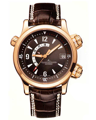 Jaeger LeCoultre - Master Compressor Memovox - Rose Gold - Watch Brands Direct