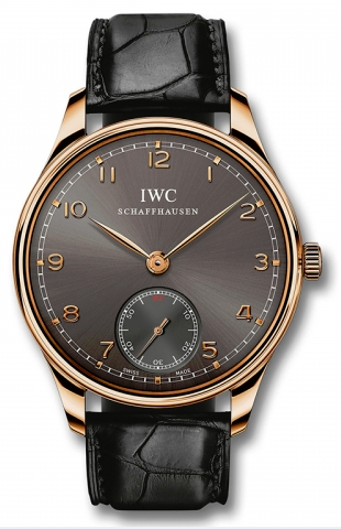 IWC,IWC - Portuguese Hand-Wound - Watch Brands Direct