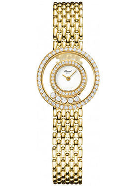 Chopard,Chopard - Happy Diamonds - Small - Bracelet - Watch Brands Direct
