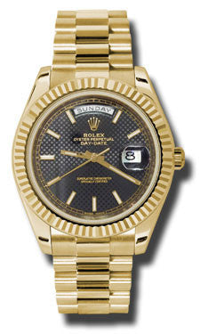 Rolex - Day-Date 40 Yellow Gold - Watch Brands Direct  - 1