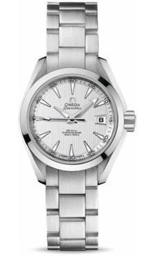 Omega,Omega - Seamaster Aqua Terra 150 M Co-Axial 30 mm - Stainless Steel - Watch Brands Direct