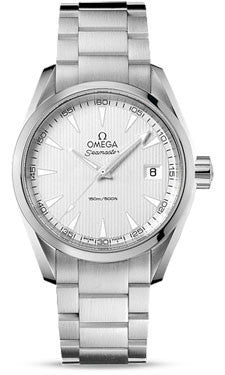 Omega,Omega - Seamaster Aqua Terra 150 M Quartz 38.5 mm - Watch Brands Direct