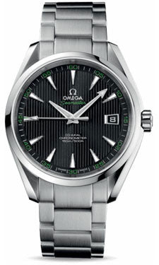 Omega,Omega - Seamaster Aqua Terra 150 M Co-Axial 41.5 mm - Stainless Steel - Watch Brands Direct