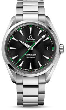Omega,Omega - Seamaster Aqua Terra 150 M Master Co-Axial 41.5 mm - Golf - Watch Brands Direct
