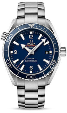 Omega,Omega - Seamaster Planet Ocean 600 M Co-Axial 42 mm - Titanium - Watch Brands Direct