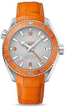 Omega,Omega - Seamaster Planet Ocean 600 M Co-Axial GMT 43.5 mm - Platinum - Limited Edition - Watch Brands Direct