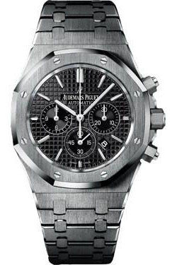 Audemars Piguet,Audemars Piguet - Royal Oak Chronograph 41mm - Stainless Steel - Watch Brands Direct