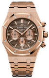 Audemars Piguet,Audemars Piguet - Royal Oak Offshore 41mm - Pink Gold - Watch Brands Direct