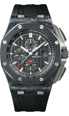 Audemars Piguet,Audemars Piguet - Royal Oak Offshore Chronograph - Carbon - Watch Brands Direct