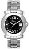 Chopard - Happy Sport - Round Medium - Stainless Steel - Bracelet - Watch Brands Direct  - 3