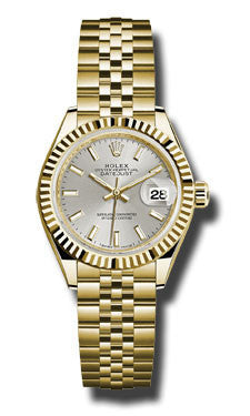 Rolex - Datejust Lady 28 Yellow Gold - Fluted Bezel - Watch Brands Direct  - 14