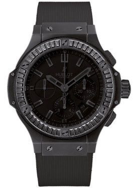 Hublot,Hublot - Big Bang 44mm Evolution All Black Carat - Watch Brands Direct
