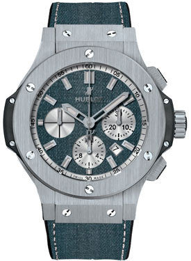 Hublot,Hublot - Big Bang 44mm Evolution Jeans - Watch Brands Direct