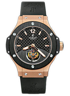 Hublot,Hublot - Tourbillon Solo Bang - Red Gold - Watch Brands Direct
