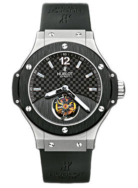 Hublot,Hublot - Tourbillon Solo Bang - Platinum - Watch Brands Direct