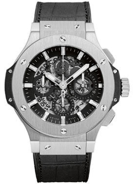 Hublot,Hublot - Big Bang 44mm Aero Bang Stainless Steel - Watch Brands Direct