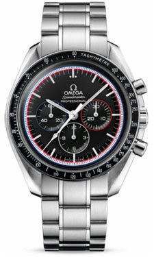 Omega,Omega - Speedmaster Moonwatch Professional 42 mm - Stainless Steel - Watch Brands Direct