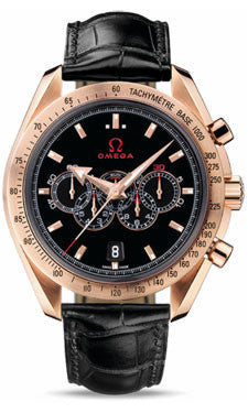 Omega,Omega - Speedmaster Olympic Collection Timeless 44.25 mm - Red Gold - Watch Brands Direct