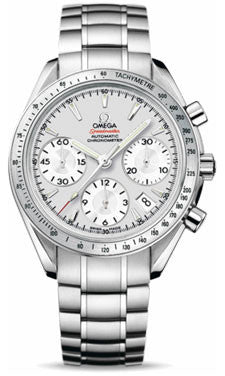 Omega,Omega - Speedmaster Date - Stainless Steel - Watch Brands Direct