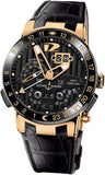 Ulysse Nardin,Ulysse Nardin - El Toro - Black Toro - Rose Gold - Watch Brands Direct