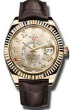 Rolex - Sky-Dweller Yellow Gold - Watch Brands Direct  - 2