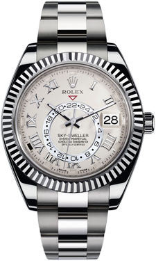 Rolex - Sky-Dweller White Gold - Watch Brands Direct  - 1