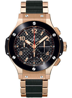 Hublot,Hublot - Big Bang 41mm Red Gold And Ceramic - Watch Brands Direct