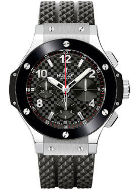 Hublot,Hublot - Big Bang 41mm Stainless Steel And Ceramic - Watch Brands Direct