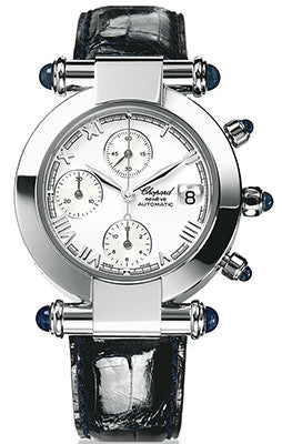 Chopard - Imperiale Automatic 38mm - Chronograph - Stainless Steel - Watch Brands Direct