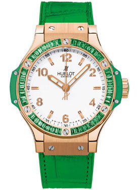 Hublot,Hublot - Big Bang 38mm Tutti Frutti Red Gold - Watch Brands Direct