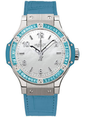 Hublot,Hublot - Big Bang 38mm Tutti Frutti Stainless Steel - Watch Brands Direct