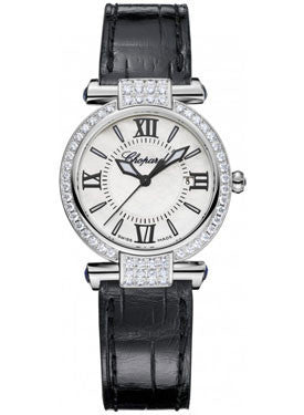 Chopard,Chopard - Imperiale - Quartz 28mm - White Gold - Watch Brands Direct