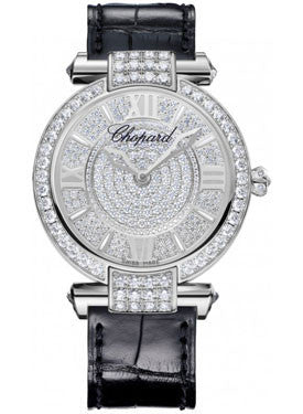 Chopard,Chopard - Imperiale - Automatic 36mm - White Gold - Watch Brands Direct