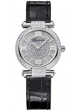 Chopard,Chopard - Imperiale - Manual 28mm - White Gold - Watch Brands Direct
