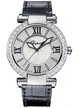Chopard,Chopard - Imperiale - Automatic 40mm - Stainless Steel - Diamond Bezel - Watch Brands Direct