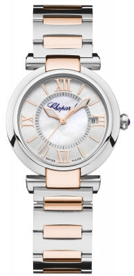 Chopard - Imperiale Automatic - 29mm - Stainless Steel and Rose Gold - Watch Brands Direct