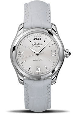 Glashutte Original,Glashutte Original - Ladies Collection - Serenade - Stainless Steel - Silver - Watch Brands Direct