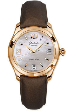 Glashutte Original,Glashutte Original - Ladies Collection - Serenade - Rose Gold - Mother of Pearl - Watch Brands Direct